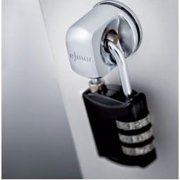 Накладной замок LOCK HASP R/H, H-00, R-45 для металлических дверей