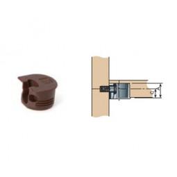 Крепление полок Clock 1 Н15,5 цвет коричневый