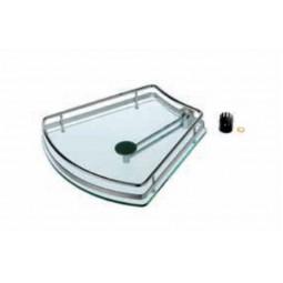 Вешалка для барной стойки, хром. металл SCM500AC_EU