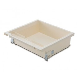 Ящик под плиту 600 цвет белый(2014)