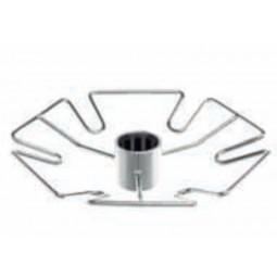 Вешалка для барной стойки, хром. металл SCP500A_EU