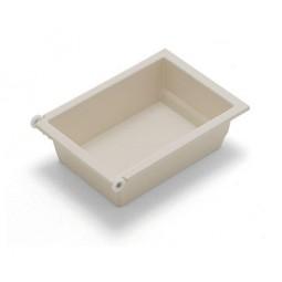 Пластиковый ящик Combi-275 в 300 модуль цвет: белый