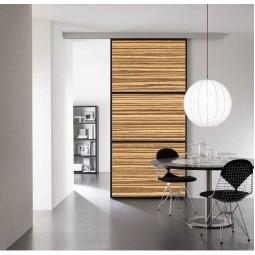Двери Купе Комбинированные 3 секции разделенные по горизонтали (калькулятор цены)