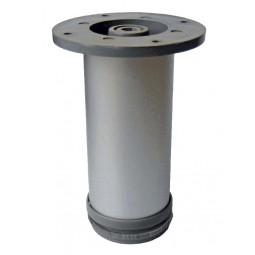 Опора 210 регулируемая H150мм алюминий