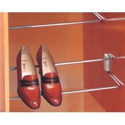 Обувница 79/96 цвет серый