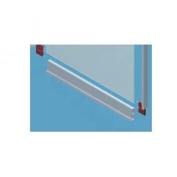 Горизонтальный профиль верхний/нижний SF-407 L=3000 алюминий Soft
