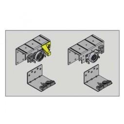 Комплект роликов для внешней двери, правой (2верх,2ниж) DM33 Meizon