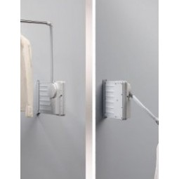 Крепление к зад. стенке лифта 153/A цвет серый; Производитель: Ambos SRL ИТАЛИЯ